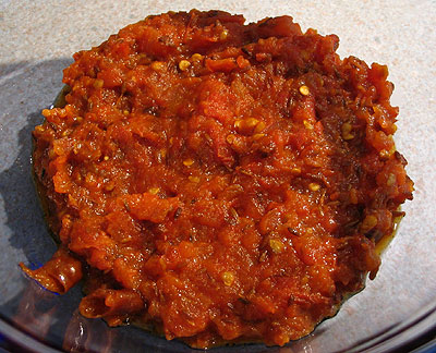 Quick and Easy Tomato Chutney