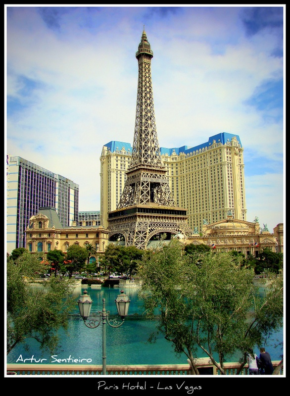 Paris Hotel Las Vegas,France