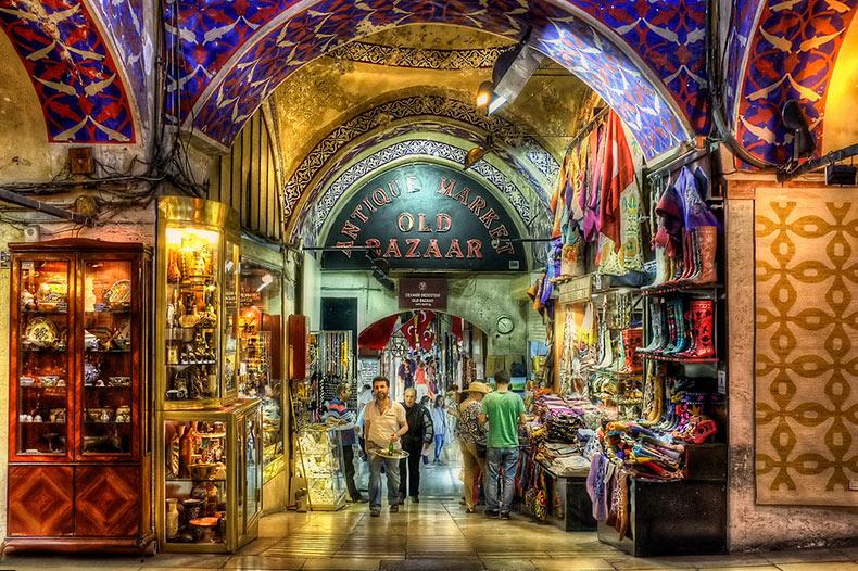 El Gran Bazar de Estambul | Turquia
