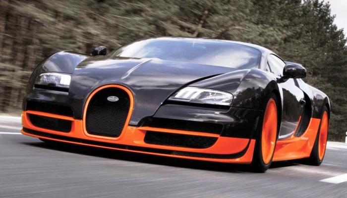 Bugatti Veyron Super Sport. Majalah Otomotif Online