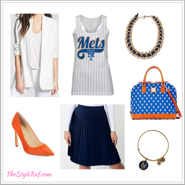 New York Mets fashion