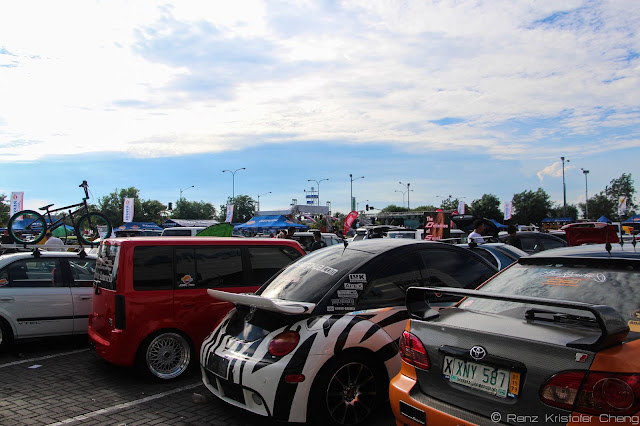 Car Show in Mall of Asia