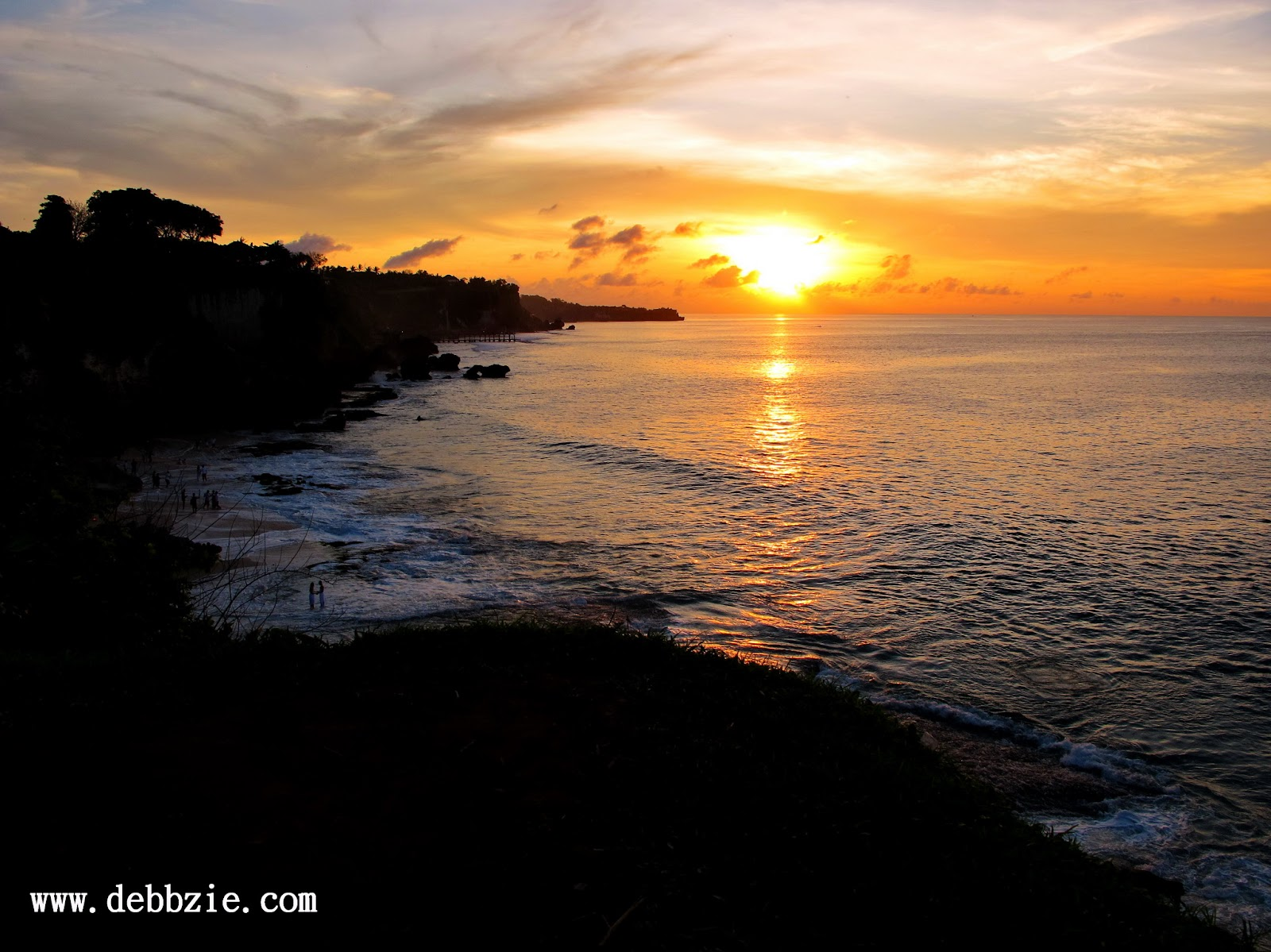 Indonesia: 15 Photos of Sunset in Bali