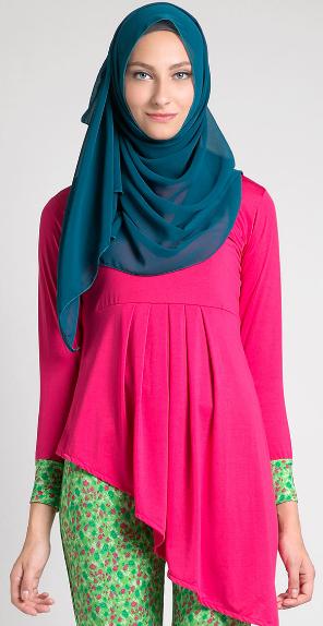 Inspirasi Model Baju Muslim Remaja