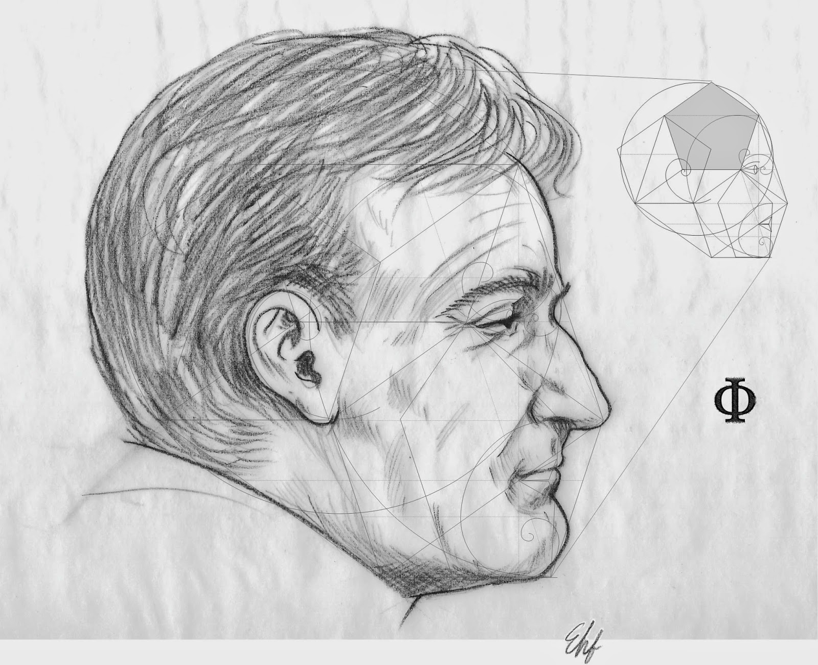 Robin Williams-Golden Ratio