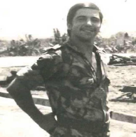 Fernando Carneiro do 3º curso de 1973