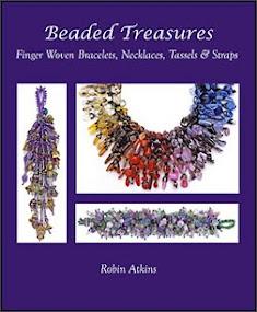 Finger Woven Bracelets, Necklaces, Tassels & Straps
