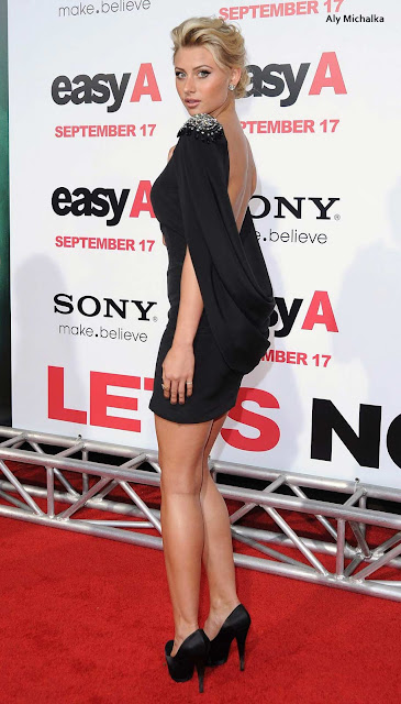 Aly Michalka 02 Aly Michalka, In Another Sexy Outfit and Beautiful Heels