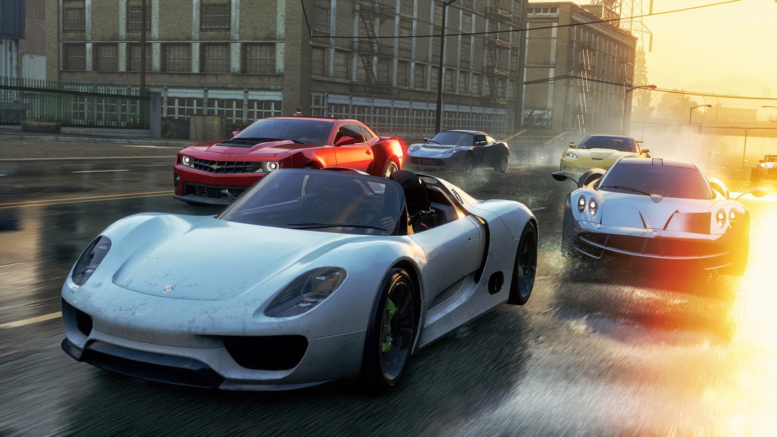 Need for Speed: Most Wanted 2012-SKIDROW PC