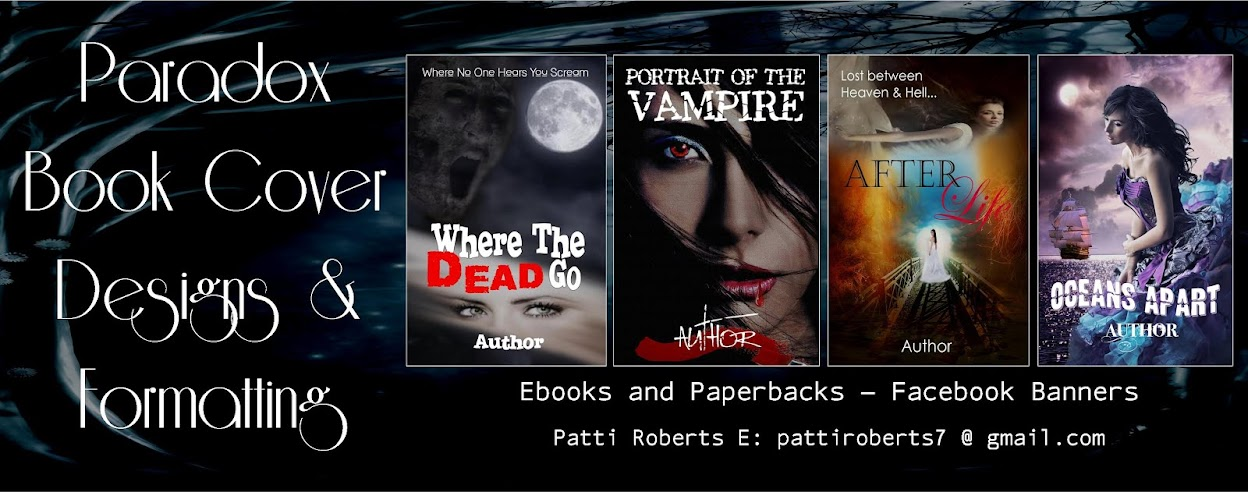 Paradox Book Cover Designs & Productions