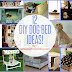 12 DIY Dog Bed Project Ideas