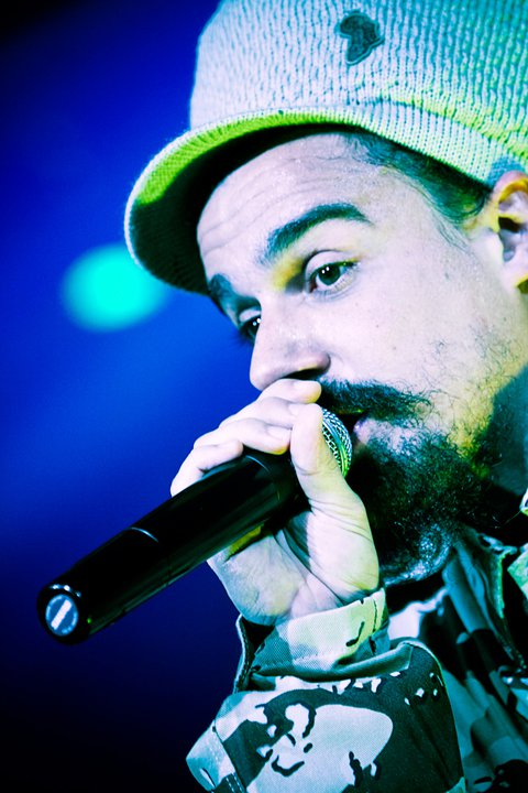 Dread Mar-I en el Estadio de All Boys
