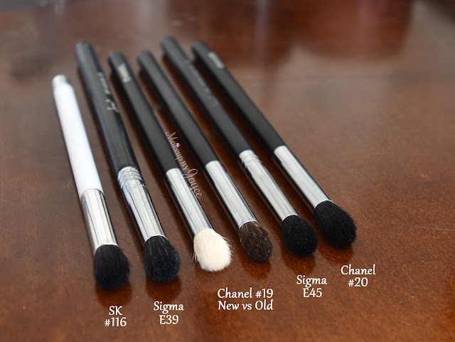 Sigma E45 Small Tapered Blending Brush Review