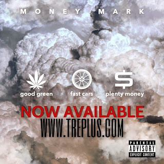Money Mark Diggla - Good Green, Fast Cars, And Plenty Money album cover image