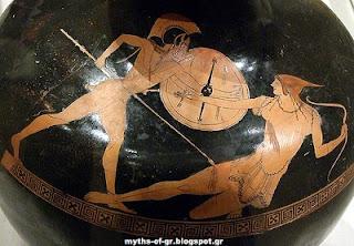 compaigns of Achilles