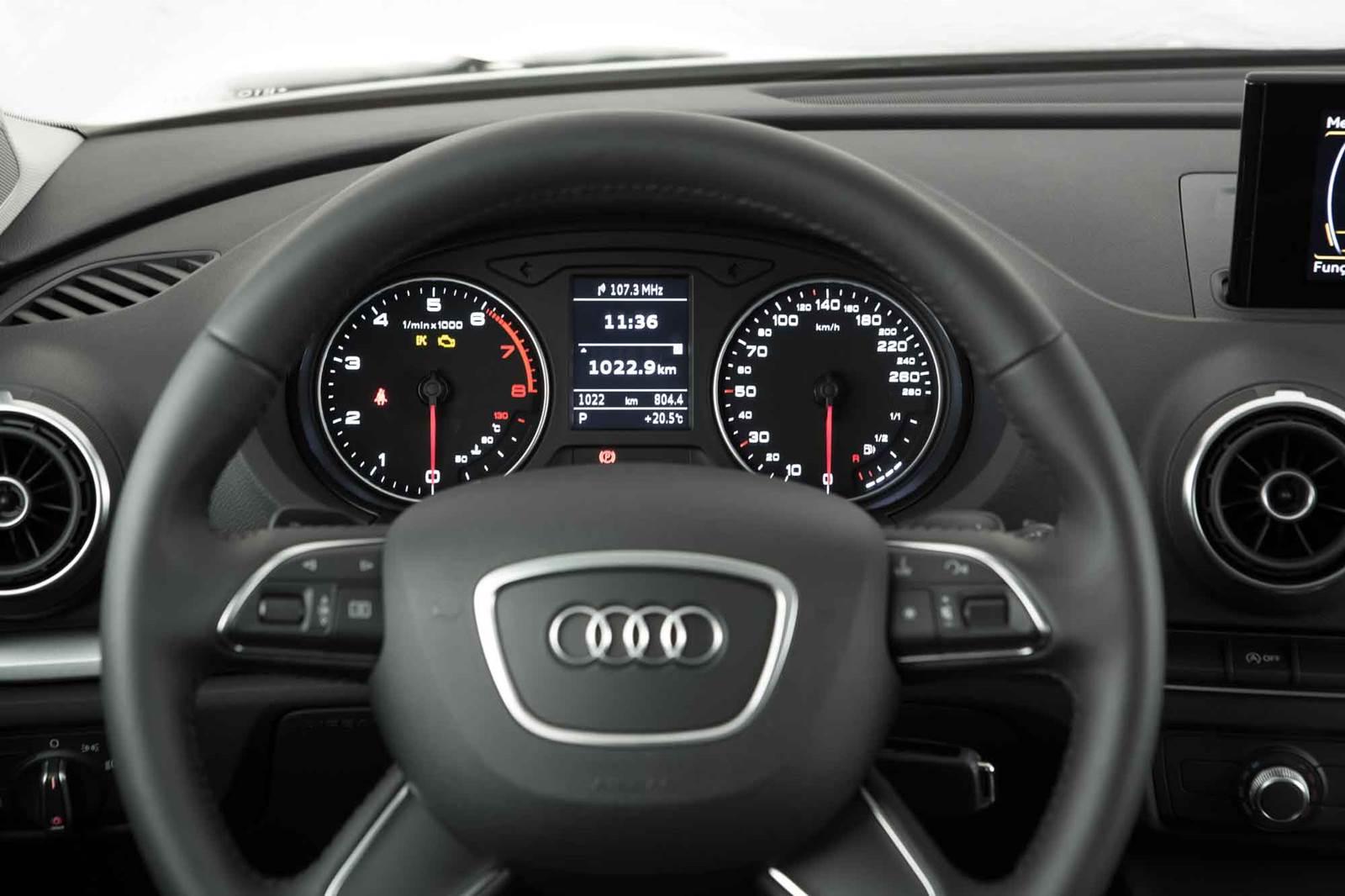 audi a3 sedan nacional terá motor flex com start/stop | car.blog