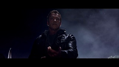 Terminator Genisys (Movie) - Big Game Spot - Screenshot