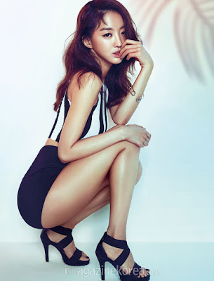 Jang Hee Jin - Esquire Magazine July Issue 2015