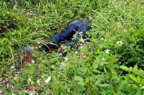 Gia Lai: Phát hiện xác người đàn ông chết giữa đường