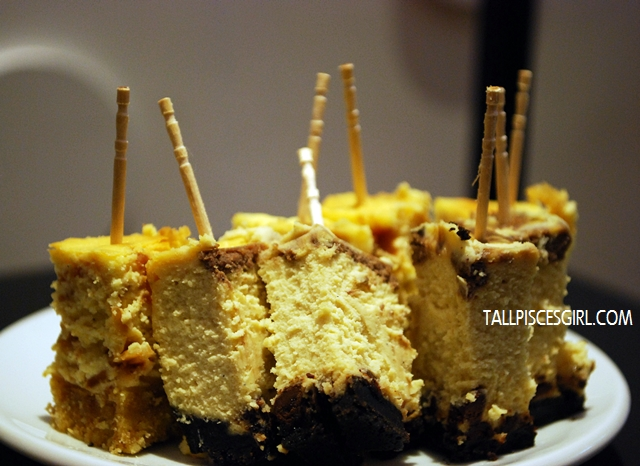 Chocolate Chip Mocha Cheese Cake