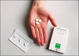 Medicine to abort