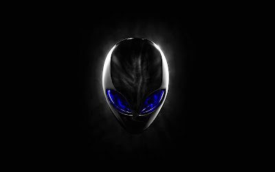 Alienware Blue Eyes Widescreens Wallpapers