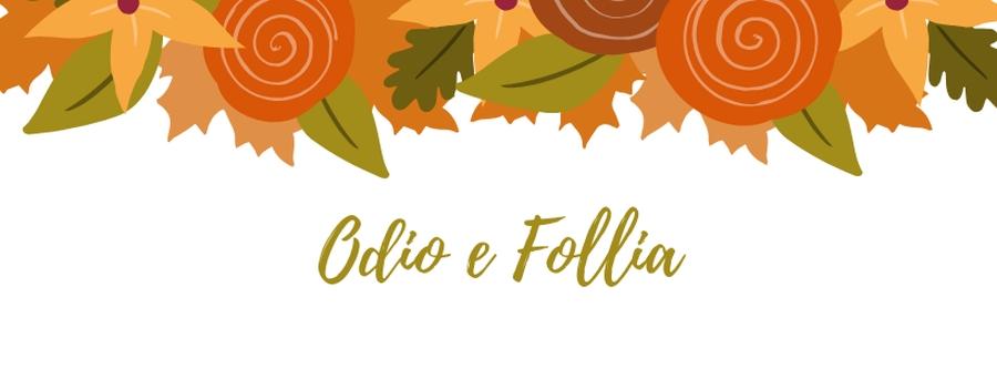 Odio/Follia/Solitudine(1.0)