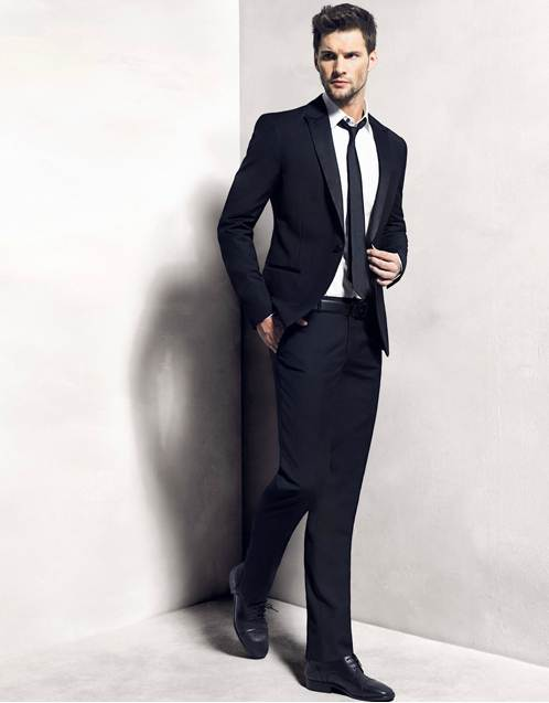HEbyMango Mens Suits