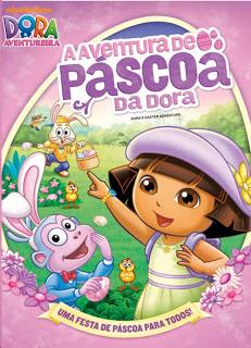 A Aventura de Páscoa da Dora   DVDRip AVI + RMVB Dublado