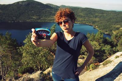 Dziewczyna w Norwegii