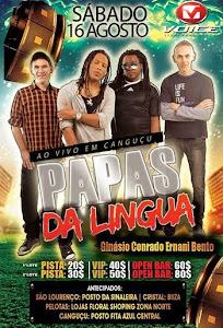 PAPAS DA LÍNGUA/CLUBE HARMONIA