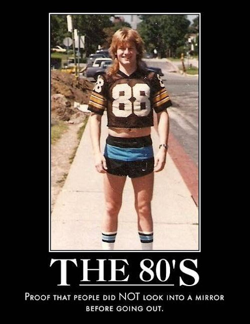 80's Mullet Meme