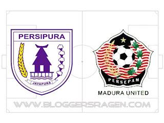 Prediksi Pertandingan Persipura vs Persepam Madura United