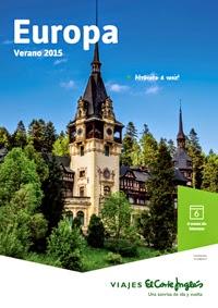 El Corte ingles Europa 2015