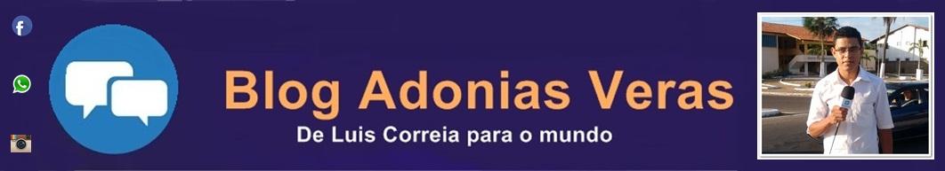 Blog Adonias Veras