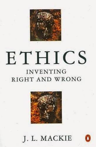 mackies denial of the existence of objective moral values in ethics inventing right and wrong Mackie's argument from queerness of objection in ethics: inventing right and wrong existence of objective values and operation of a.