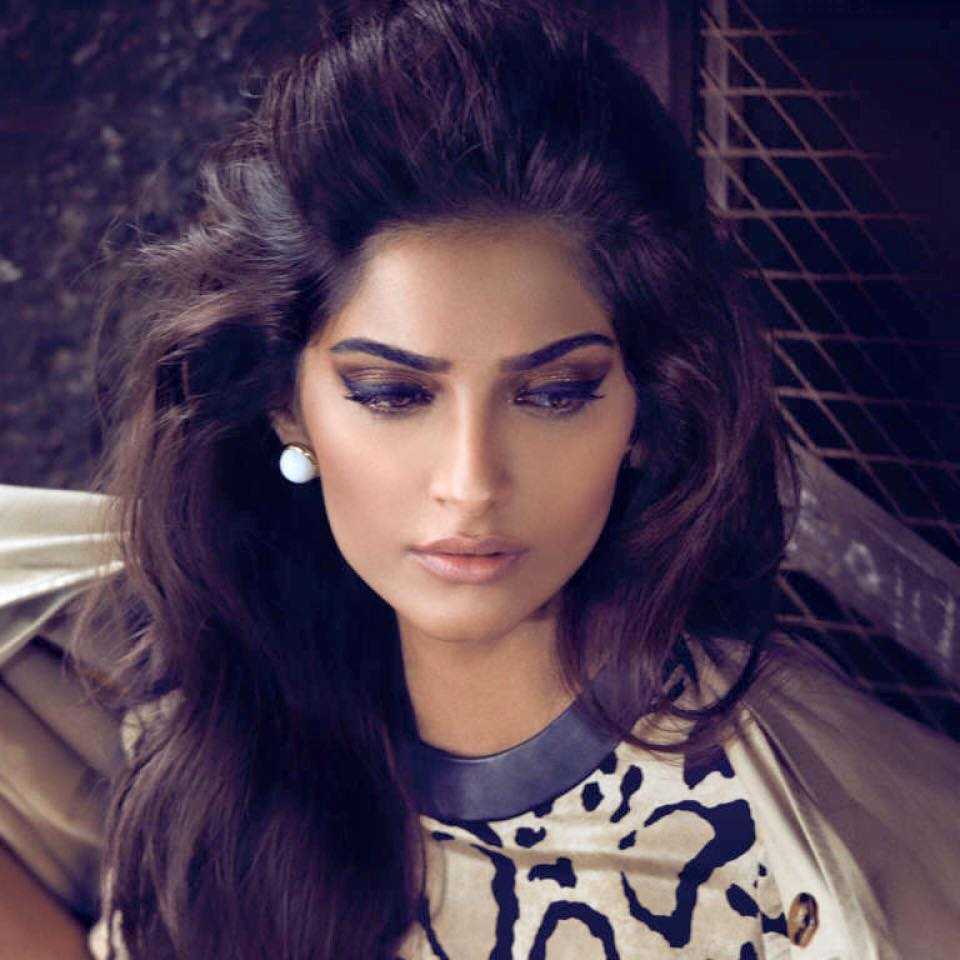 Hot Photoshoot of Sonam Kapoor