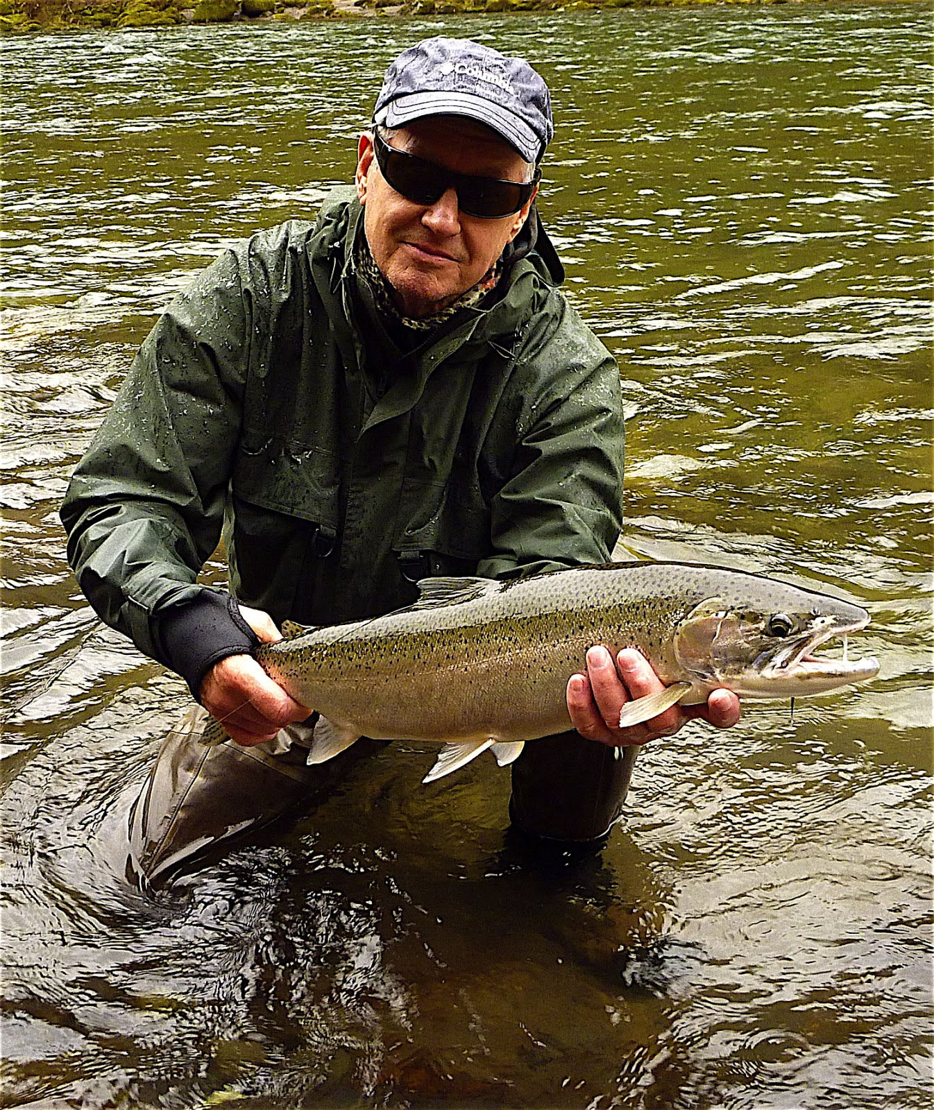 Silvey 39 s flyfishing sandy river report for Sandy river fishing report