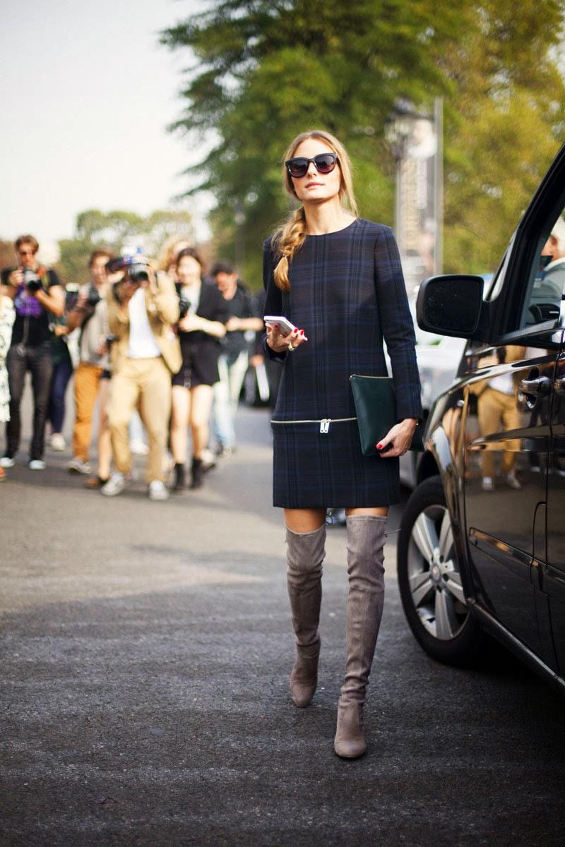 Paris Fashion Week Olivia Palermo