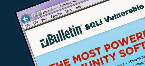 vBulletin é um software desenvolvido por vBulletin Solutions, para a criação e manutenção de fóruns na Internet. Ele é baseado em PHP e MySQL e segundo a empresa mais de 100.000 sites funcionam sob este sistema.
