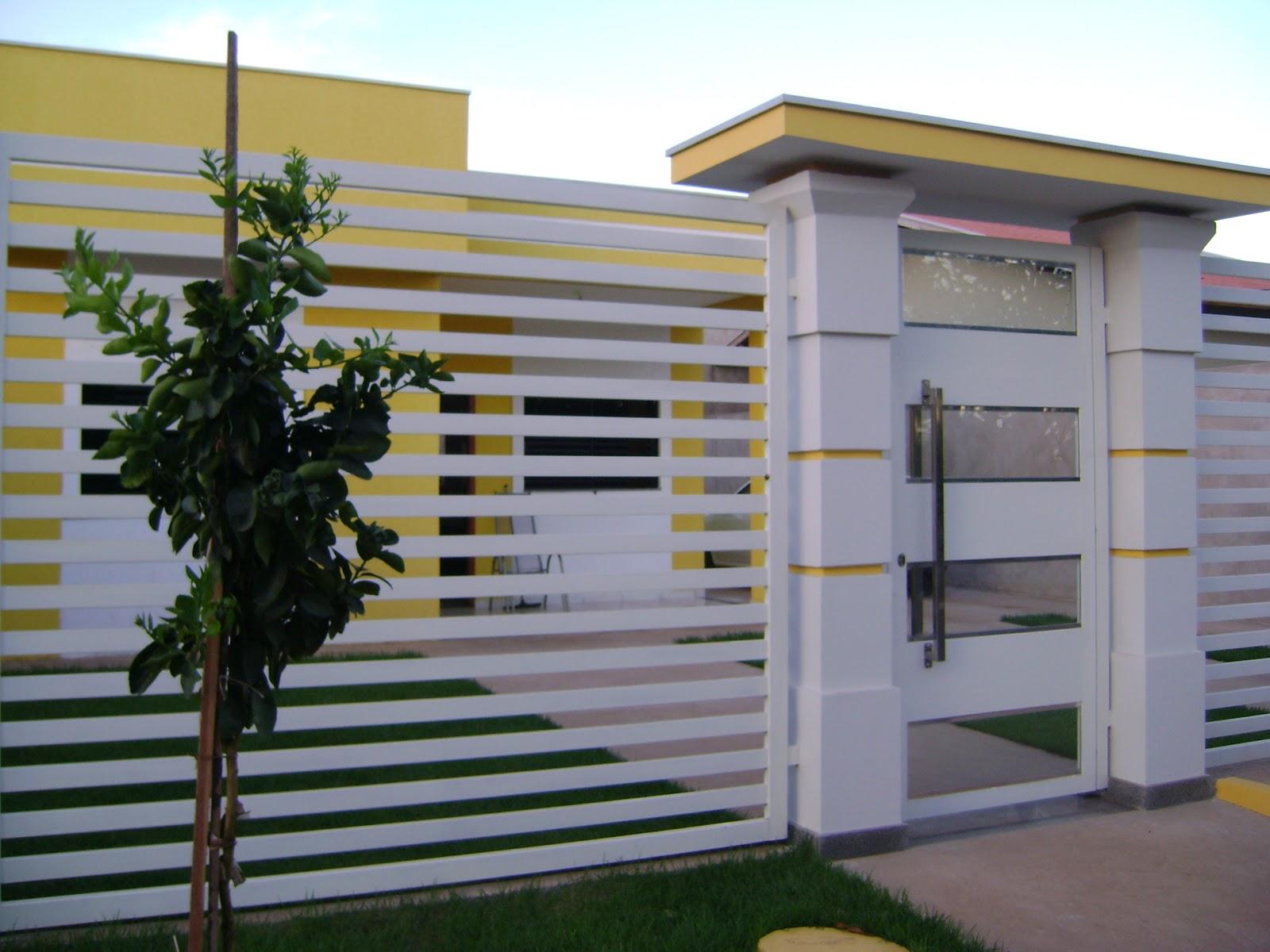 Fachadas de casas sem telhado 4 fotos modernas pelautscom for Fachadas modernas