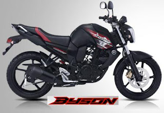 Spesifikasi dan Harga Motor Yamaha BYSON 2012-2013