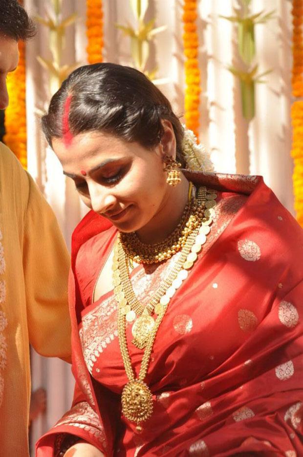 Vidya Balan kasulaperu and Wedding jewellery - Latest Jewellery ...