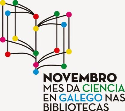 Novembro mes da Ciencia en Galego nas BE