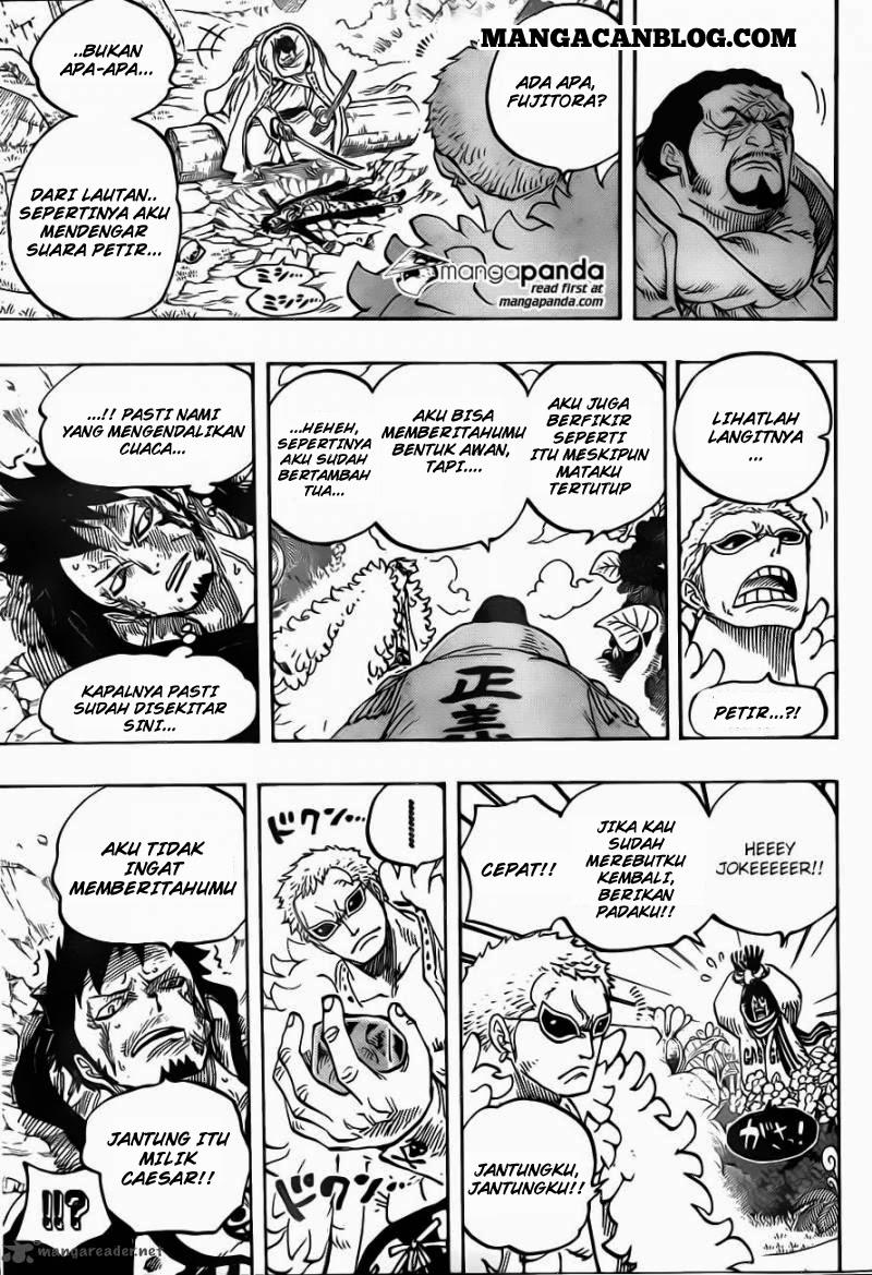Dilarang COPAS - situs resmi www.mangacanblog.com - Komik one piece 723 - perubahan rencana 724 Indonesia one piece 723 - perubahan rencana Terbaru 10|Baca Manga Komik Indonesia|Mangacan