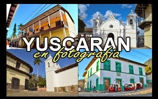 Yuscaran en fotografia