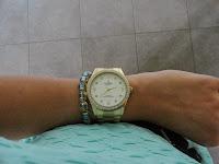 Clothes & Dreams: Celebration!: watch and bracelet