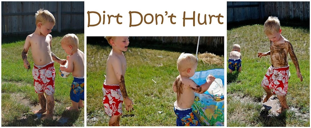Dirt Don't Hurt