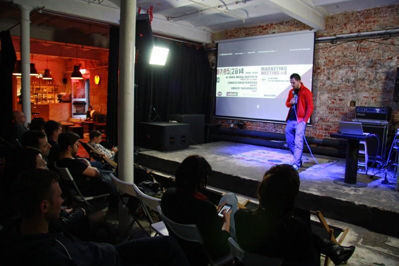 Marketing Meeting, Łódź, spotkanie, event, Huber Walkowicz, YLIVE