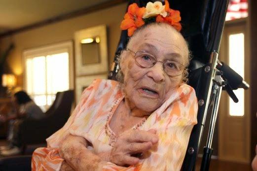 Manusia tertua di dunia meninggal dunia pada usia 116 tahun